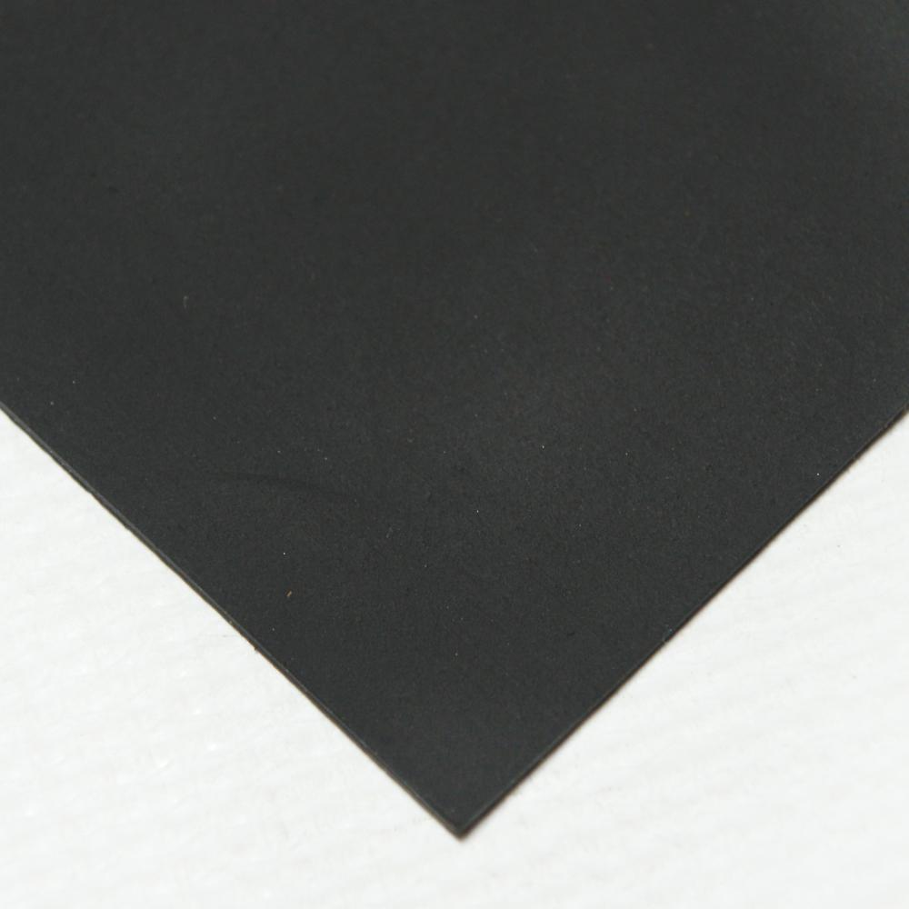Santoprene 1/32 in. x 36 in. x 216 in. 60A Thermoplastic Sheets and Rolls