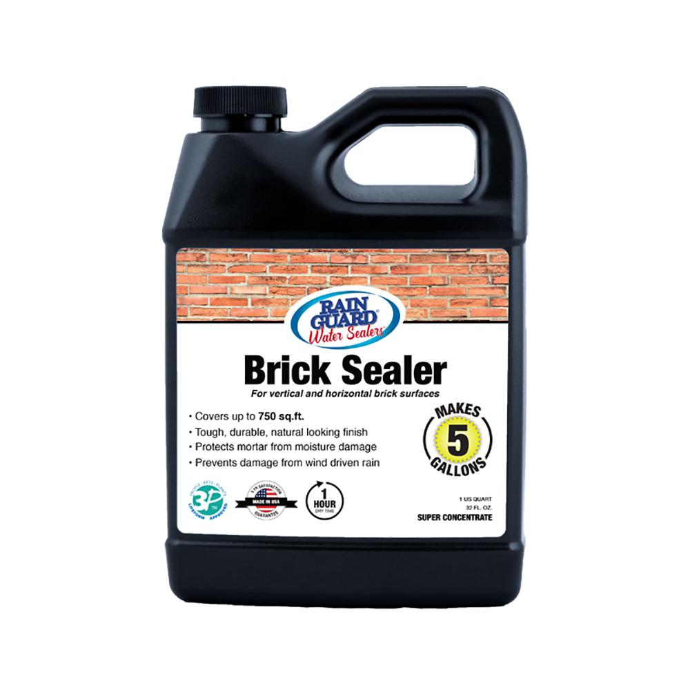 32 oz. Brick Sealer Super Concentrate Penetrating Water Repellent (Makes 5 gal.)